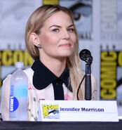 Jennifer Morrison SDCC
