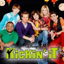 Kickin' It characters