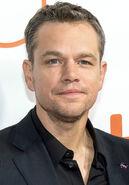 Matt Damon TIFF 2015