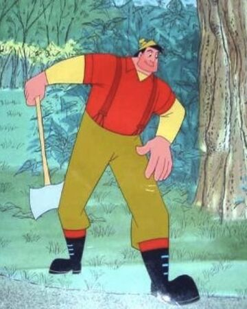 Paul Bunyan (character) | Disney Wiki | Fandom