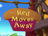 Red Moves Away