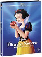 Snow White México DVD