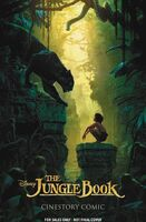 The Jungle Book 2016 - Cinestory