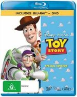 Toy Story 2010 AUS Blu Ray