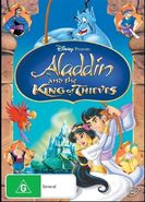 Aladdin and the King of Thieves 2013 AUS DVD