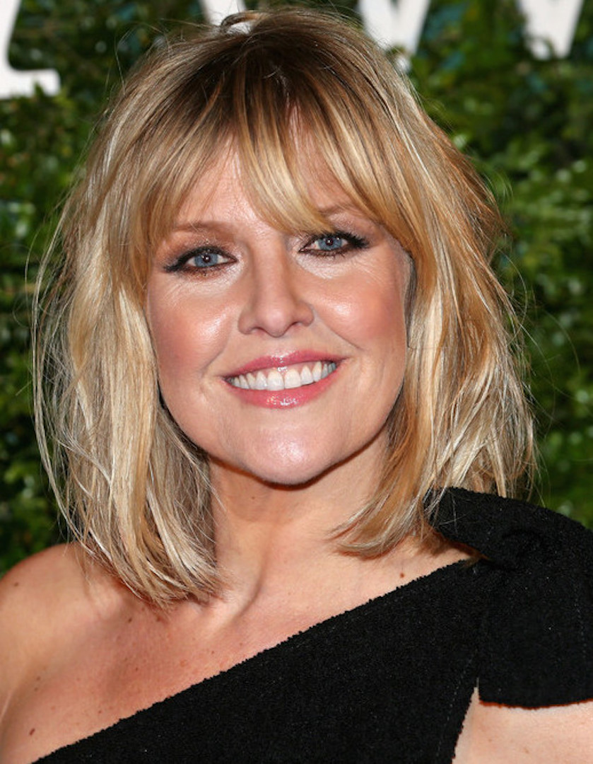 Ashley Jensen weight loss