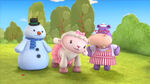 Chilly, lambie and hallie