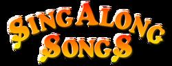 Disney's Sing Along Songs - 1986-1990 Logo
