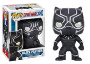 Funko Pop! - Captain America Civil War - Black Panther