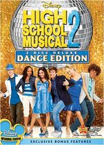 HSM2 2 Disc Deluxe Dance Edition DVD