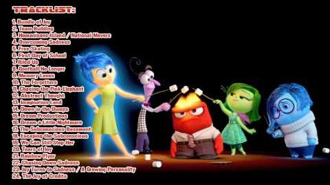 Inside Out Songs 2015 Full ( OST Inside Out Movie 2015 )