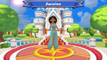 Jasmine Disney Magic Kingdoms Welcome Screen