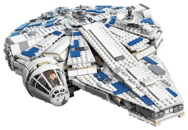 Image - LEGO Solo - Kessel Run Millennium Falcon.jpg   Disney Wiki ...