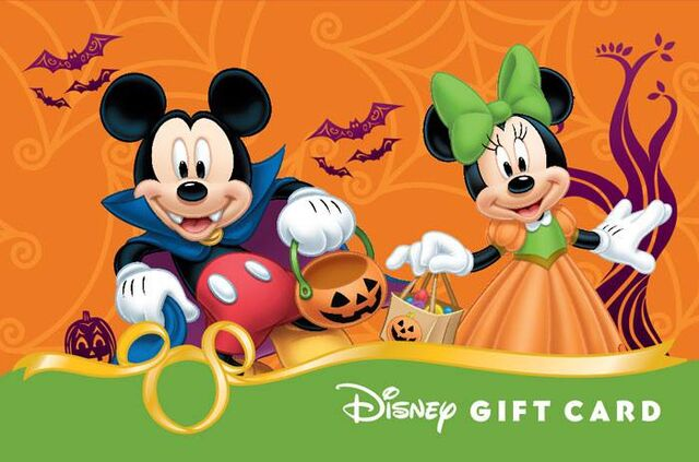 File:Mickey and Minnie Halloween 2014 Disney Gift Card.jpg