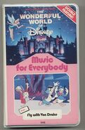 Music for everybody vhs