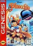 Pinocchio on Sega Genesis
