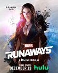 Runaways - Season 3 - Morgan le Fay