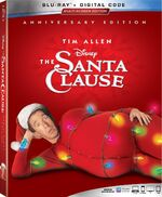 The Santa Clause Blu-ray 2019