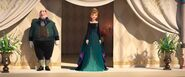 The new queen of Arendelle