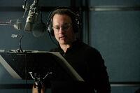 Tom Hanks Toy Story 3 Behind the Scenes