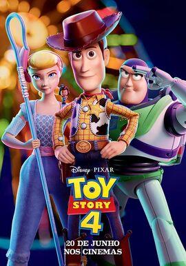 Toy Story 4 - Novo Pôster (3)