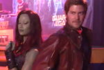 Wdw star lord and gamora