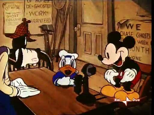 1937 - Topolino e i fantasmi