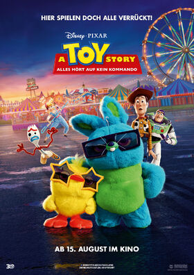 A Toy Story Alles hört auf kein Kommando (2)