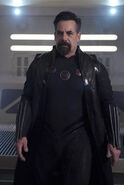 Agents of S.H.I.E.L.D. - 5x20 - The One Who Will Save Us All - Photography - Talbot