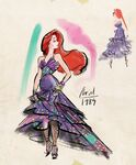 Ariel Disney Designer