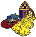 Belle stitch pin