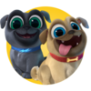 Bingo and Rolly of Puppy Dog Pals (1)