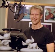 Chris Sanders behind the scenes L&S