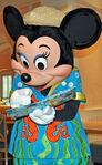 Disney Park - Minnie Mouse