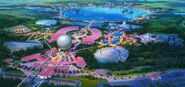 EPCOT Center in Walt Disney World