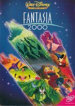 Fantasia 2000 (2000) Brazil DVD