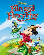 Fun and Fancy Free Poster Promo