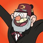 Grunkle Stan Headshot