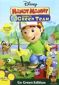 Handy Manny Manny's Green Team DVD
