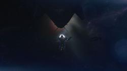 Iron Man falls