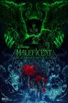 Maleficent moe poster
