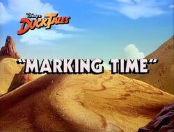 MarkingTime - 01