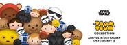 Star Wars Tsum Tsum Promotional