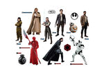 The Last Jedi Cutouts 19