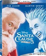 The Santa Clause 3 Blu-ray 2019