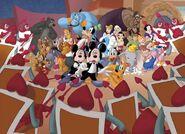 Topolino e i cattivi Disney 05