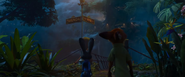 Zootopia Rainforest District (Tujunga Vine Streets)