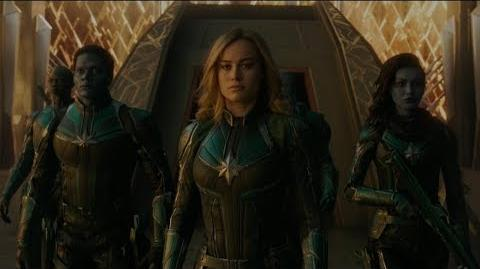 Капитан Марвел – Война - всего лишь начало