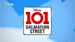 101 Dalmatian Street Title Card
