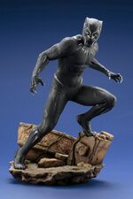 Art FX Black Panther MCU